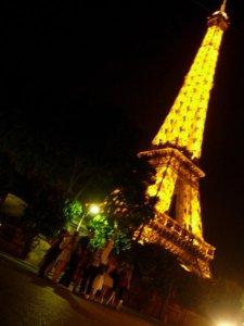 A 4 day trip to Paris